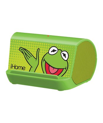 Green Kermit the Frog Portable Speaker