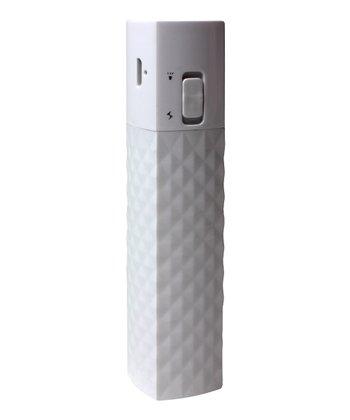 White External Battery Pack