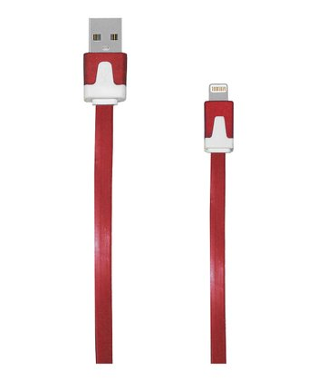 Red Lightning Cable