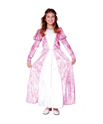 RG Costumes Pink & White Fairy Dress-Up Set - Kids