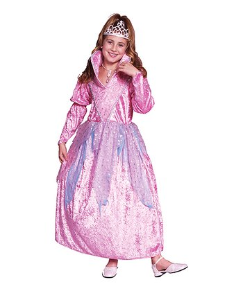 RG Costumes Pink Fairy Princess Dress - Kids