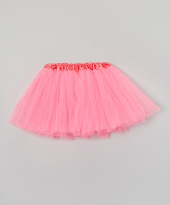Fuschia & Hot Pink Tutu