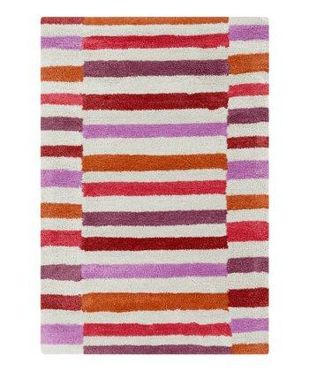 Stripe Young Life Rug