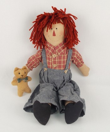 Rag Doll Andy 18'' Plush Figurine