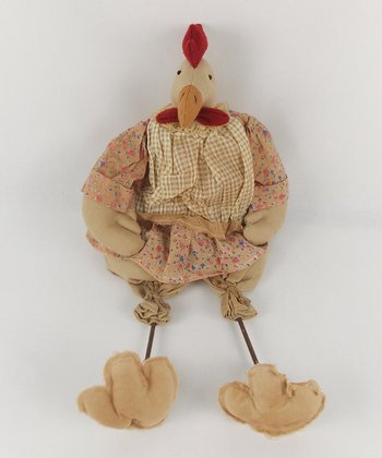 Chick Plush Figurine
