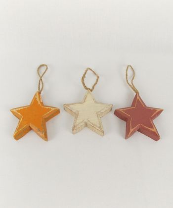 Carved Star Set