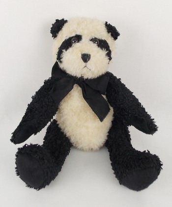 Panda Bear Plush Figurine