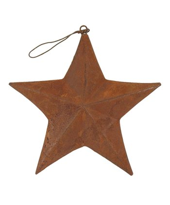 Rustic 5'' Hanging Star