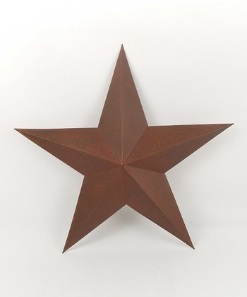Rustic Tin Star