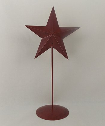 Barn Red Star Stand