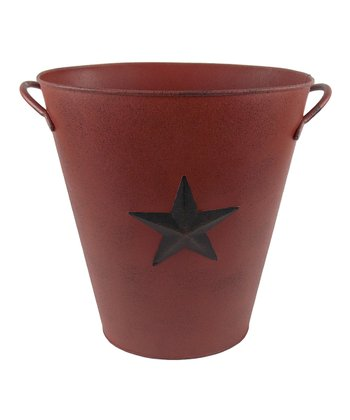 Red Star Bucket