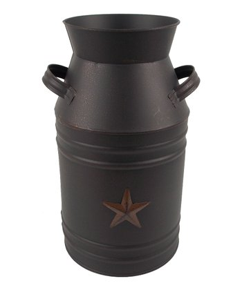 Black Star 11'' Milk Can