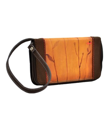 Early Autumn Xovia Wristlet