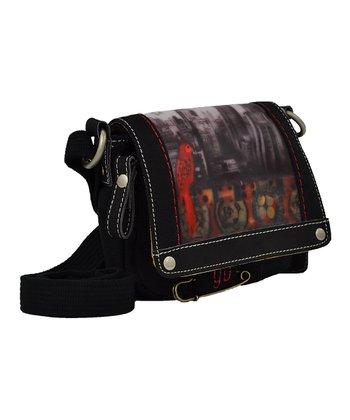 Sherpani Color My World Petal Crossbody Bag