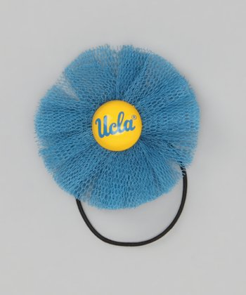 Blue & Gold UCLA Hair Tie