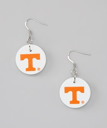 Tennessee Circle Earrings