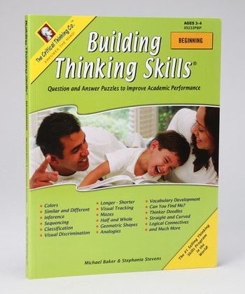 Building Thinking Skills Beginning Paperback
