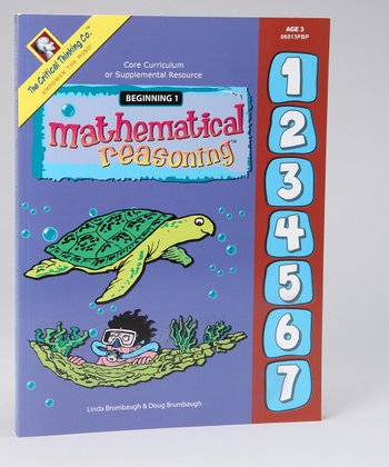 Critical Thinking Co. Mathematical Reasoning Paperback