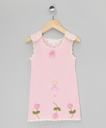 Pink Ballerina Jumper - Infant & Toddler