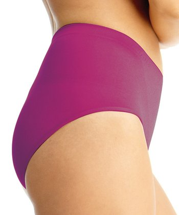 Fuchsia Shaper Briefs - Women