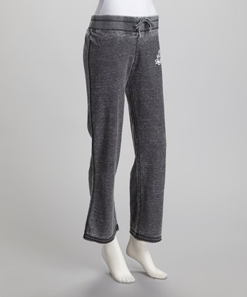 Smoke Signature Frog Burnout Lounge Pants - Women