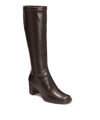 Dark Brown Big Finale Boot