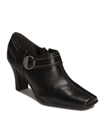 Black Fascination Bootie