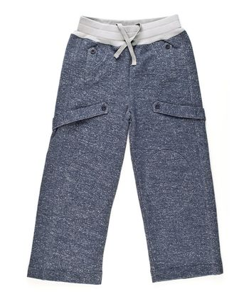 Midnight Blue Pants - Toddler & Boys