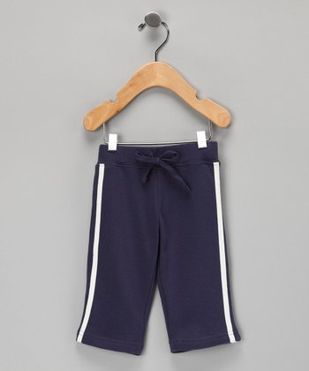 Navy Lounge Pants - Infant