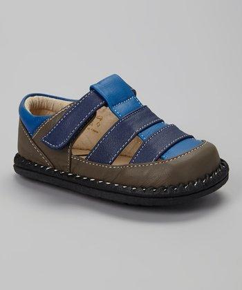 See Kai Run Brown Craig Slip-On Shoe
