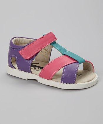 See Kai Run Hot Pink Everly Sandal