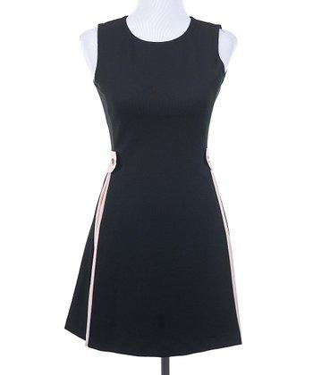 Ju's Black Coco Dress