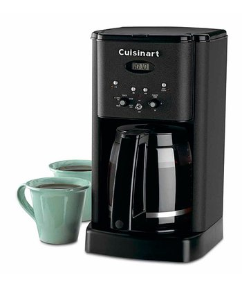 Black Brew Central 12-Cup Programmable Coffeemaker
