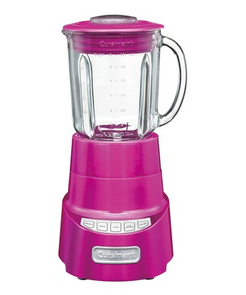 Pink Metallic SmartPower Deluxe Blender