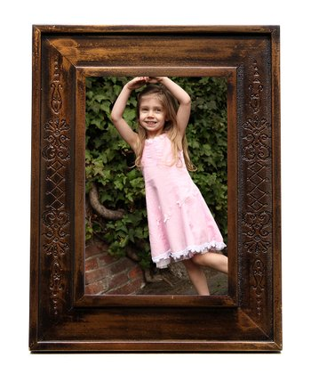 Dark Natural Photo Frame