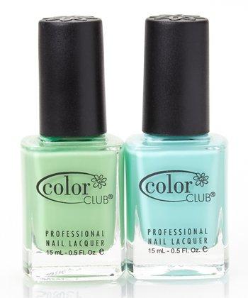 Blue-Ming & Twiggie Nail Polish Set