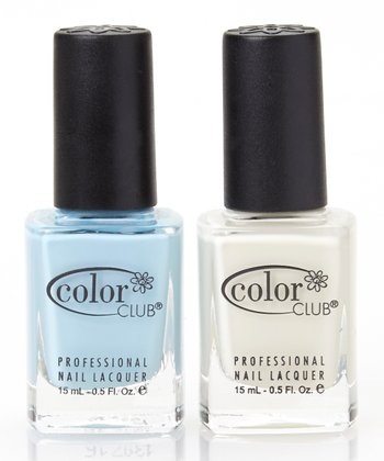 Take Me to Your Chateau & Look, Don't Tusk Nail Polish Set