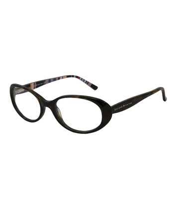 Black Tortoise Jannie Eyeglasses
