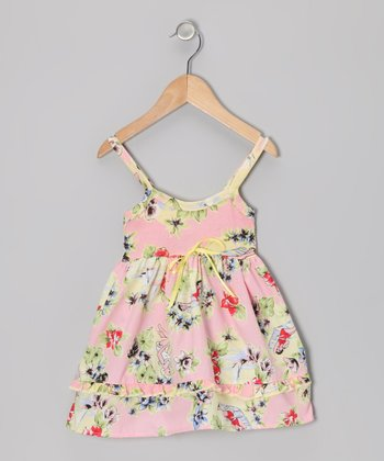 Pink Aloha Baby Lily Dress - Infant & Toddler