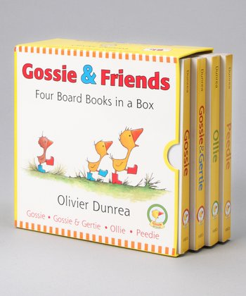 Gossie & Friends Boxed Board Book Set