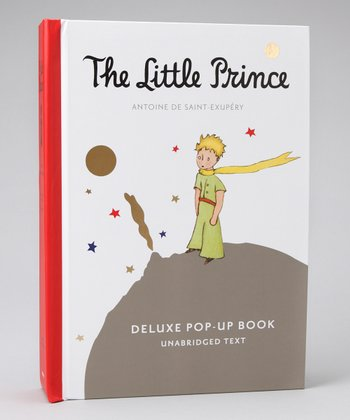 The Little Prince Deluxe Pop-Up Hardcover