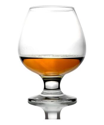 Abigail Brandy Glass - Set of Four