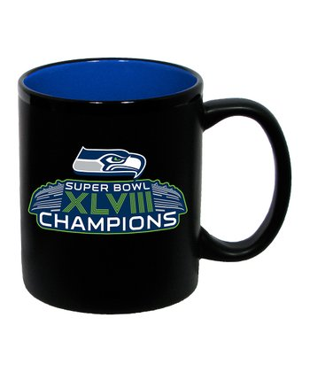 Seattle Seahawks Two-Tone 'Champions' Mug