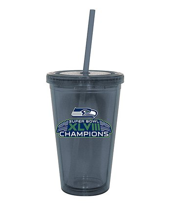 Seattle Seahawks 'Champions' 16-Oz. Tumbler