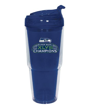 Seattle Seahawks 22-Oz. Insulated Tumbler