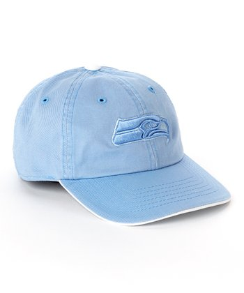 Seattle Seahawks Blue Baseball Cap