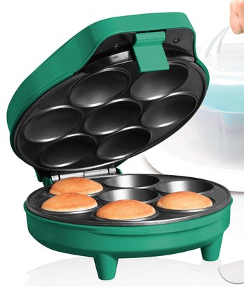 Emerald Cupcake Maker Fun Pack