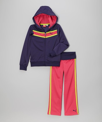Austral Aura Active Hoodie & Track Pants - Toddler