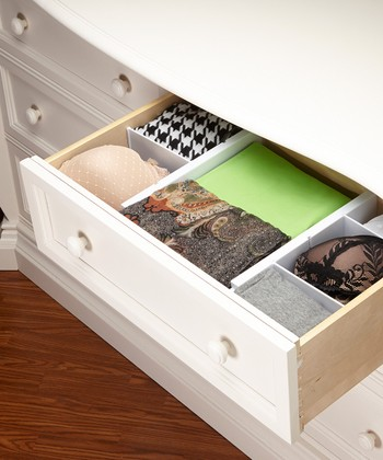 In Perfect Place: Drawer Organization