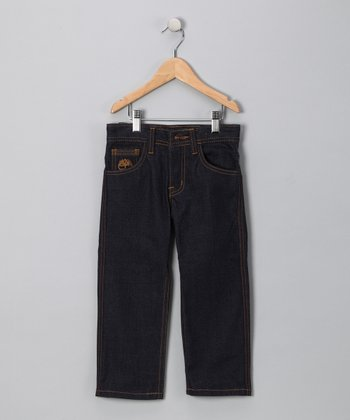 Raw Indigo Jeans - Toddler & Boys